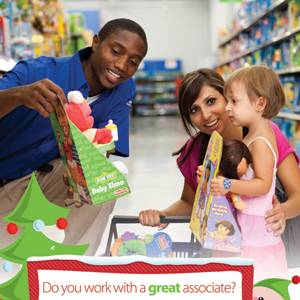 Walmart - Holiday Recognition Program
